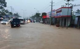 Mưa lớn kéo dài, Phú Quốc lại chìm trong biển nước