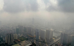 Hà Nội ô nhiễm không khí nghiêm trọng ngày thứ 3 liên tiếp