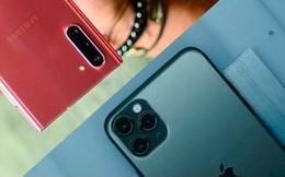 Những điểm trừ của iPhone 11 khi đặt cạnh Galaxy Note 10