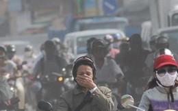 """Vì sao bụi mịn PM2.5 trong không khí Hà Nội là """"sát thủ thầm lặng""""?"""