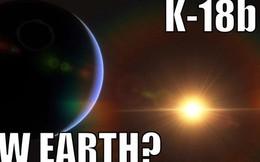 Phát hiện hành tinh K2-18b, hành tinh có đầy đủ mọi điều kiện để làm nơi ở mới cho loài người, ngoại trừ việc quá to