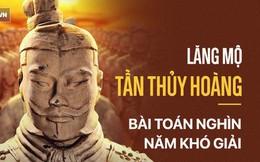 Hệ thống bẫy trong lăng mộ Tần Thủy Hoàng liệu còn hoạt động tốt sau 2000 năm?