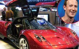 """Cùng """"giàu nứt vách"""" nhưng các tỷ phú lại có sở thích đi xe khác biệt: CEO Facebook sắm siêu xe giống đại gia Minh Nhựa, Jeff Bezos lại giản dị khó ngờ!"""