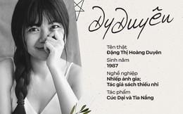 Dy Duyên - Nữ nhiếp ảnh trong mơ của nhiều nàng thơ Việt kể về cuộc tình đặc biệt, không có hội thoại trong suốt 10 năm