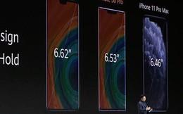 """Căn bệnh """"mê số"""" và mê... Apple, Samsung đến khó hiểu của Huawei"""