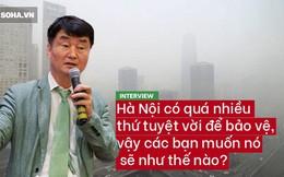 GS Hàn Quốc: Người giàu Seoul còn đau đầu vì giá điện; các bạn định bảo vệ Hà Nội thế nào?