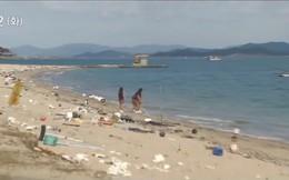 """Hàn Quốc xả 6 tấn rác ra biển trong ngày """"Làm sạch bờ biển"""" để người yêu môi trường có cái mà nhặt"""
