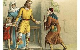 Ăn xin đúng lúc vua bận, kẻ hành khất đành bỏ đi và cục diện bỗng thay đổi sau 1 câu nói