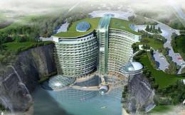 Bên trong những khách sạn siêu sang dưới lòng đất