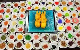 Người Hàn cầu kì thứ hai thì không ai dám nhất: Nướng một miếng thịt, bày 300 đĩa panchan ăn kèm