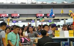 Cẩn trọng khi mua vé bay Tết