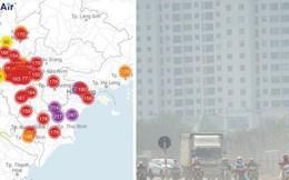 """Tình trạng ô nhiễm ở Hà Nội đã chuyển sang ngưỡng """"tím"""", cần làm ngay những việc sau để bảo vệ sức khỏe"""