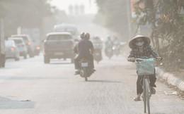 """Đi tìm """"thủ phạm"""" gây ô nhiễm không khí trầm trọng tại Hà Nội nhiều ngày qua"""