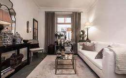 Căn hộ 51m² đẹp như chốn cung điện khiến những người mê kiến trúc phải ngả đầu cúi phục