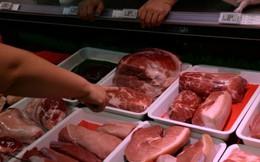 Vui buồn thịt lợn tại Trung Quốc trong 'tuần lễ vàng'
