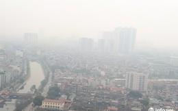 Ô nhiễm không khí ở Hà Nội khi nào mới hết?
