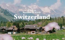 Giữa lúc khắp nơi ô nhiễm như thế này, mời bạn xem ngay bộ ảnh du lịch xanh mướt ở Thụy Sĩ để xoa dịu tâm hồn nhé!