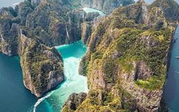 Chỉ với một bức ảnh chụp từ trên cao, hòn đảo này của Thái Lan đã khiến thế giới ngẩn ngơ vì không biết là mơ hay thật!