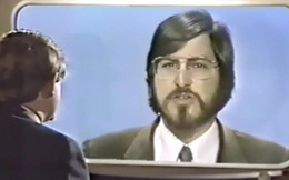 [Vietsub] Sự tương đồng kỳ lạ giữa hiện tại và quá khứ trong video phỏng vấn Steve Jobs năm 1981