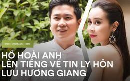 """Hồ Hoài Anh và phía Lưu Hương Giang chính thức lên tiếng: """"Chúng tôi vẫn đang ở bên nhau hạnh phúc"""""""