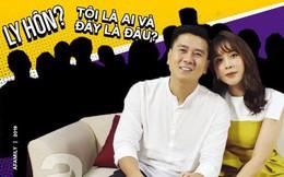 """""""Cú xoắn não"""" của cặp đôi Giang - Hồ: Từ chuyện xác nhận ly hôn nhưng khẳng định đang hạnh phúc, sống chung nhà tới hoài nghi chiêu trò PR của cư dân mạng"""