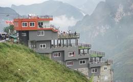 Nhà hàng trên đèo Mã Pì Lèng: UBND huyện Mèo Vạc chịu trách nhiệm đầu tiên