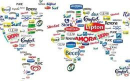 Doanh nghiệp nào sở hữu nhiều thương hiệu nổi tiếng nhất thế giới?