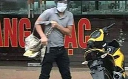 Gã thanh niên nổ súng cướp tiệm vàng ở Quảng Ninh sớm bị công an tìm ra danh tính vì đánh rơi điện thoại tại hiện trường
