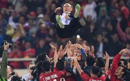 Trận Việt Nam – Malaysia là cột mốc cho hành trình 2 năm kỳ diệu của HLV Park Hang-seo cùng bóng đá Việt