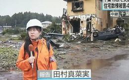 Siêu bão Hagibis tiếp cận Nhật Bản: Nhiều khu vực bị mất điện, các nơi bị nhấn chìm trong biển nước, lốc xoáy nguy hiểm đã xuất hiện khiến giao thông tê liệt