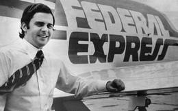 Bạn có biết: FedEx từng suýt phá sản, may mà nhà sáng lập cầm hết tiền quỹ đi đánh bạc để cứu công ty và thành công