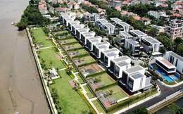 Bất chấp kẹt xe, ngập nước, 'khu nhà giàu' Thảo Điền vẫn ken đặc dự án BĐS
