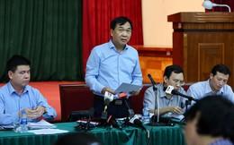Hà Nội khuyến cáo người dân tạm thời không ăn, uống nước sông Đà