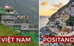Một format hai số phận: cùng xây dựng trên núi như Mã Pì Lèng, Sa Pa, Tam Đảo nhưng nơi này của Ý lại là điểm check-in hàng đầu thế giới