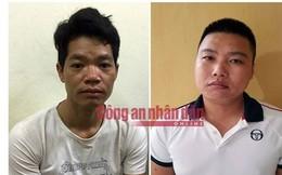 Danh tính 2 nghi phạm đổ trộm dầu thải đầu độc nguồn nước sông Đà