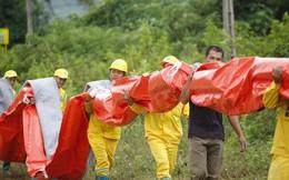 Cty nước Sông Đà lắp lưới lọc dầu sau 1 tuần xảy ra sự cố đổ trộm dầu thải
