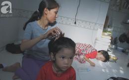 """Nụ cười của người mẹ một mình nuôi 7 đứa con ở Sài Gòn: """"Tiền có thể ít nhưng tình cảm dành cho con thì chưa bao giờ là ít cả"""""""