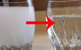 Từ vụ nước sạch ở Hà Nội nhiễm bẩn: Hãy nhìn những dấu hiệu này của nước để tự đánh giá xem nguồn nước nhà bạn an toàn hay không