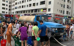 Hội bảo vệ người tiêu dùng: Phải đền bù, miễn tiền nước cả năm cho người dân