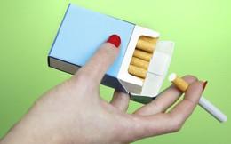 Nghiên cứu chỉ ra hút dưới 5 điếu thuốc lá mỗi ngày cũng tàn phá phổi tương đương 30 điếu
