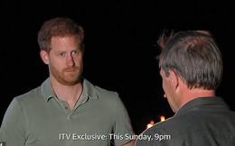 Hoàng tử Harry chính thức thừa nhận mâu thuẫn với anh trai, muốn rời khỏi nước Anh để đến châu Phi sinh sống