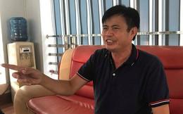 Vụ dầu thải gây ô nhiễm nước sông Đà: Công an làm việc với con gái Chủ tịch Cty gốm sứ