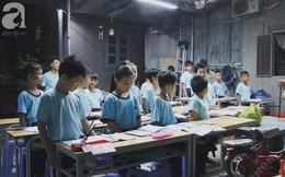 Chuyện về lớp học 0 đồng giữa Sài Gòn: Hai vợ chồng lấy tiền lương, bán vàng cưới để giúp trẻ em nghèo được học chữ