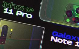 iPhone 11 Pro và Galaxy Note 10 - những kẻ thù lớn nhất của sự sáng tạo