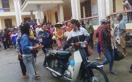 Hà Nội: Người nhà đau đớn, hàng chục phụ huynh quây kín trường học sau khi bé lớp 2 bị điện tử vong trong giờ ra chơi