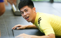 Đình Trọng trở lại danh sách U22 Việt Nam đá SEA Games 2019