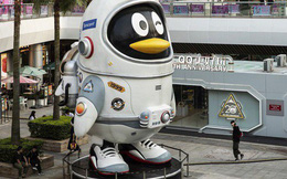 """Nhà đầu tư mạnh tay bán tháo cổ phiếu Tencent, gần 100 tỷ USD vốn hoá bị """"thổi bay"""""""