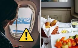 16 bí mật trên máy bay mà các tiếp viên không bao giờ để lộ với hành khách, nhưng có những dấu hiệu để nhận ra chúng (Phần 2)