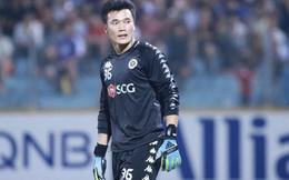 """Thực hư việc """"thủ thành quốc dân"""" Bùi Tiến Dũng sắp rời Hà Nội FC"""