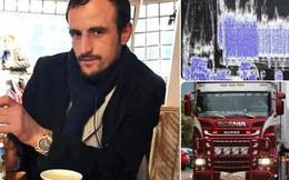 """""""Hên xui thôi"""" - Nụ cười vô cảm của gã buôn người khi nói về 39 thi thể trên xe container cho thấy sự thật đen tối về nạn nhập cư trái phép tại Anh"""